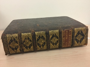 Binding of Sir Walter Ralegh's History of the World