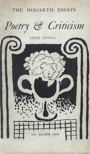 Cover Illustration for Poetry and Criticism published at the Hogarth Press