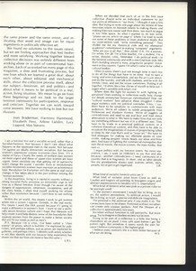 Editorial statements in January 1977's<em>Heresies</em>
