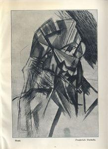 BLAST 1 Frederick Etchells Prints