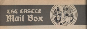 Castle of Frankenstein, Vol.6 No.4, Castle Mail Box Header