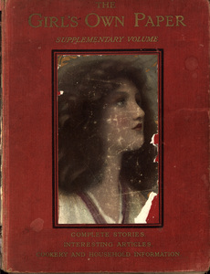 Front Cover of <em>The Girl's Own Paper: Supplementary Volume</em> [1915]