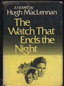 <em>The Watch That Ends the Night</em> First Edition Cover