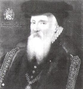 Gilbert Dethick