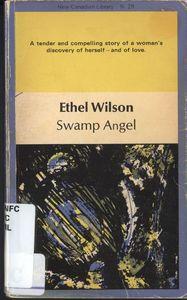 <em>Swamp Angel </em>(1962) Cover
