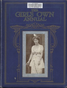 Front Cover of The Girl's Own Annual (1916)