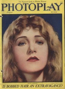 Photoplay. Vol. 6, No. 3., Cover