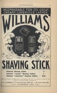 <em>The Strand Magazine</em>,issue 87, advertisements page xxv