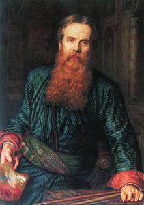 William Holman Hunt Self Portrait