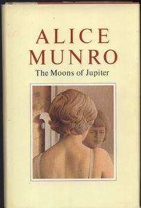 <em>The Moons of Jupiter</em> First Edition Cover